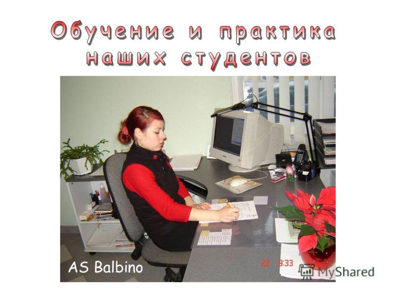 AS Balbino