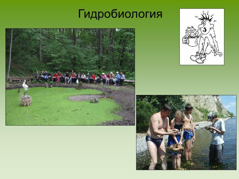 Гидробиология