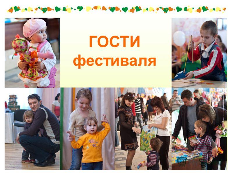 ГОСТИ фестиваля