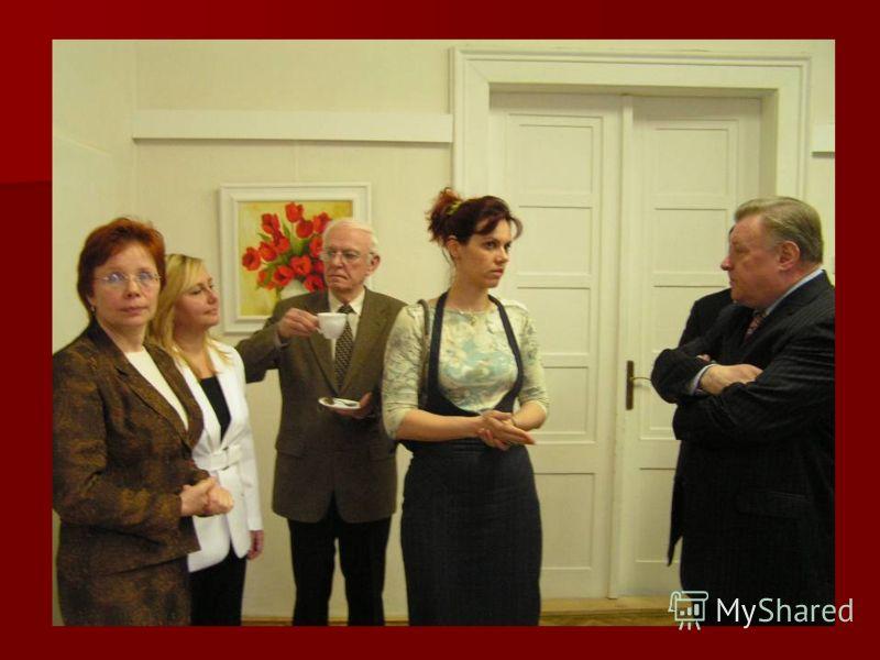 Март, 14. 2006 Приемный день Консульства РФ в СР На приём пришли 30 человек.....