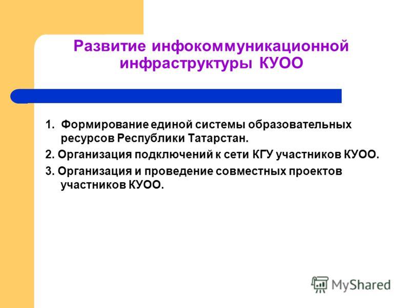 Казанский университетский образовательный округ Казанский университетский округ образован в январе 2004 г. В настоящий момент участниками округа являются: - Более 30 вузов Республики Татарстан - Министерство образования и науки Республики Татарстан -