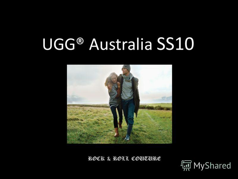 UGG® Australia SS10