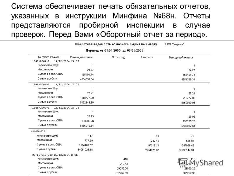 инструкция минфина 68н от 29.08.2001 - фото 2