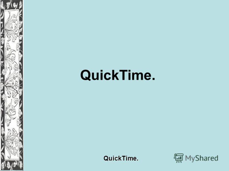 QuickTime.QuickTime.
