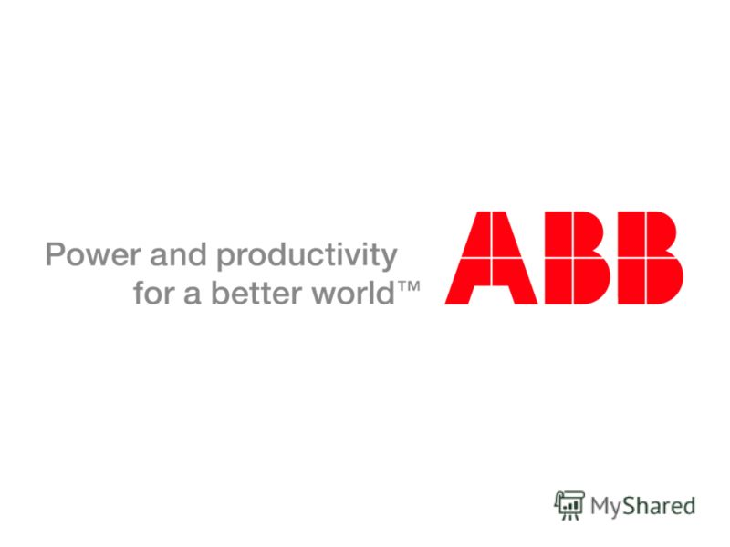 © ABB Group August 29, 2012 | Slide 10