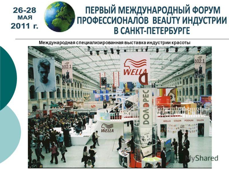 Международная специализированная выставка индустрии красоты