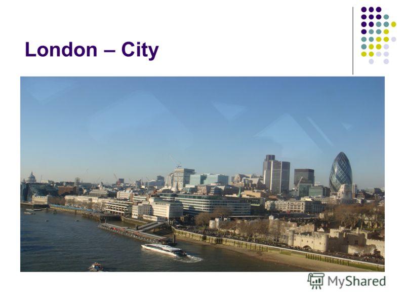 London – City