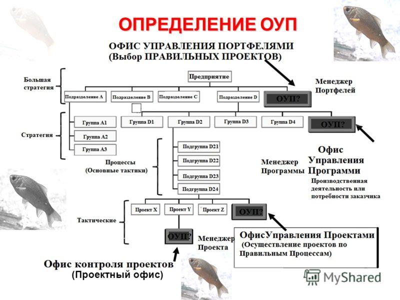 ОПРЕДЕЛЕНИЕ ОУП (Проектный офис)