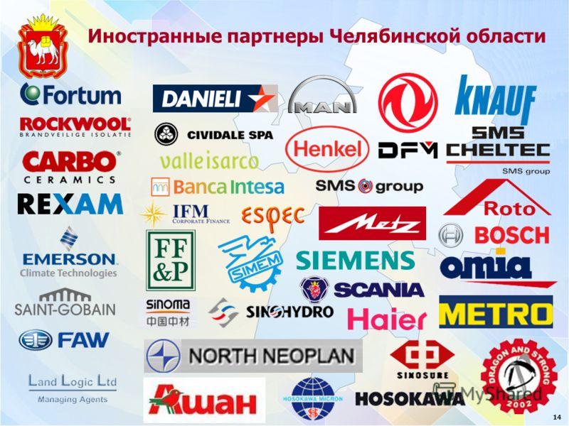 Иностранные партнеры Челябинской области 14