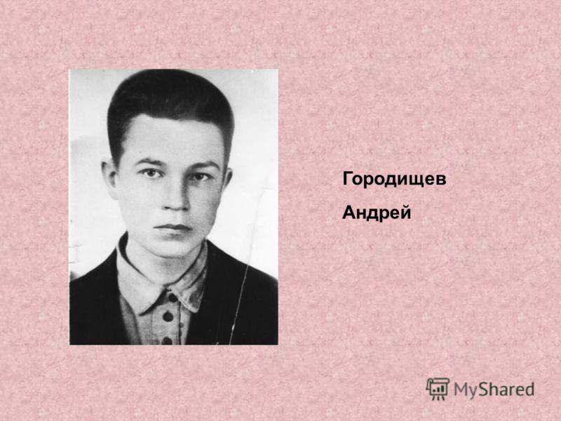 Городищев Андрей