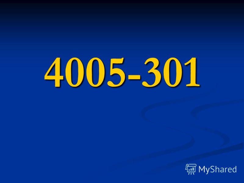 4005-301