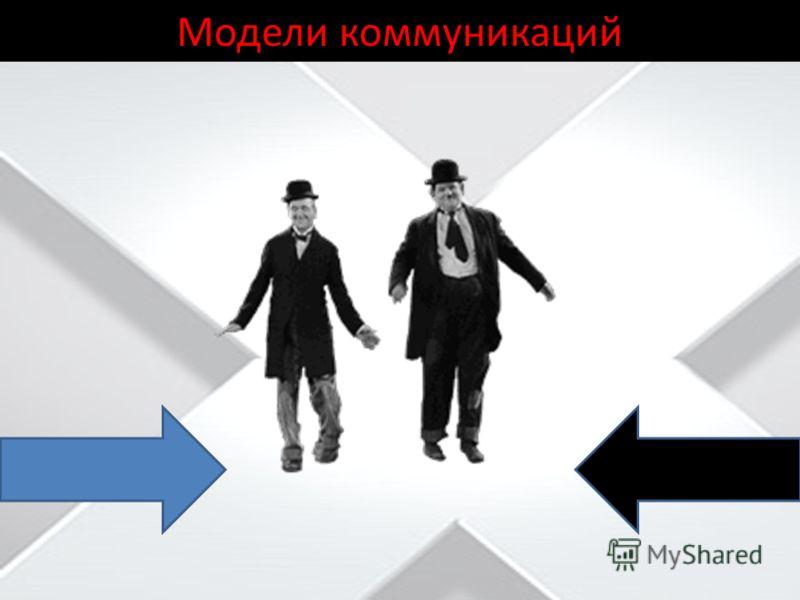 Модели коммуникаций