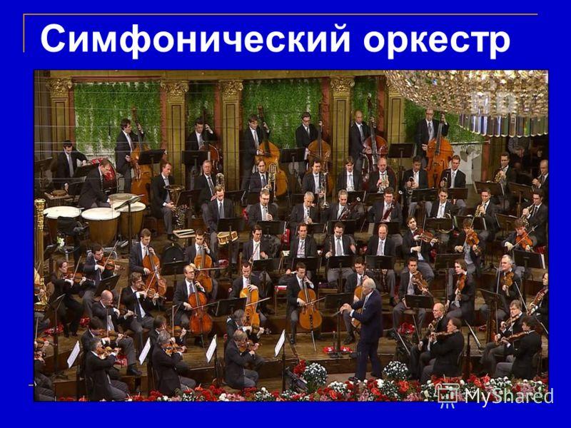 Виды оркестров: Симфонический оркестр Духовой оркестр Оркестр народных инструментов Эстрадно-симфонический оркестр Джазовый оркестр