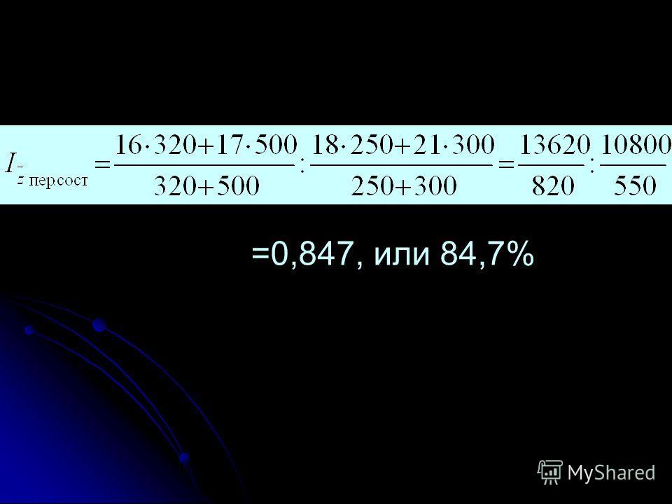 где и – средняя себестоимость единицы в отчетном и базисном периодах.