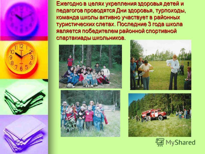 Тесное сотрудничество с Национальным парком «Угра» обогащает знаниями о родной природе. В 2008 году создан экологический отряд «Росинка»