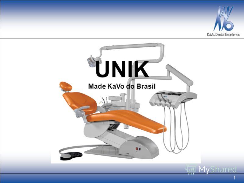 1 UNIK Made KaVo do Brasil