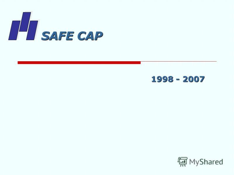 1998 - 2007 SAFE CAP