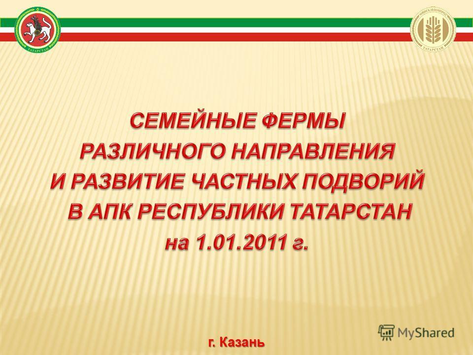 г. Казань