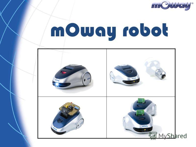 mOway robot