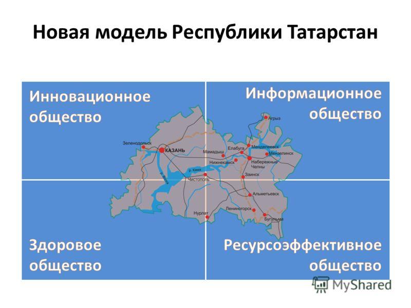 Новая модель Республики Татарстан