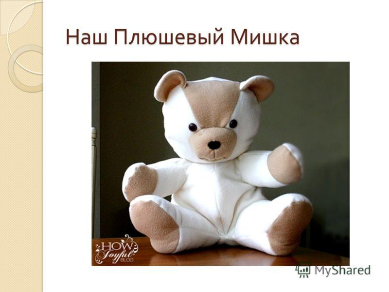 Наш Плюшевый Мишка