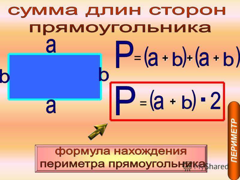 +++ = =+ ПЕРИМЕТР