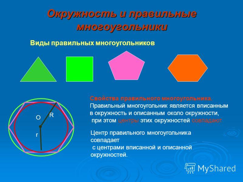 r rr r А В Д О Если трапеция АВСД описана около окружности, то треугольники АОВ и ДОС прямоугольные (угол О –прямой); точка О – центр вписанной окружности. Высоты этих треугольников опущены на гипотенузы, равны радиусу вписанной окружности, а высота
