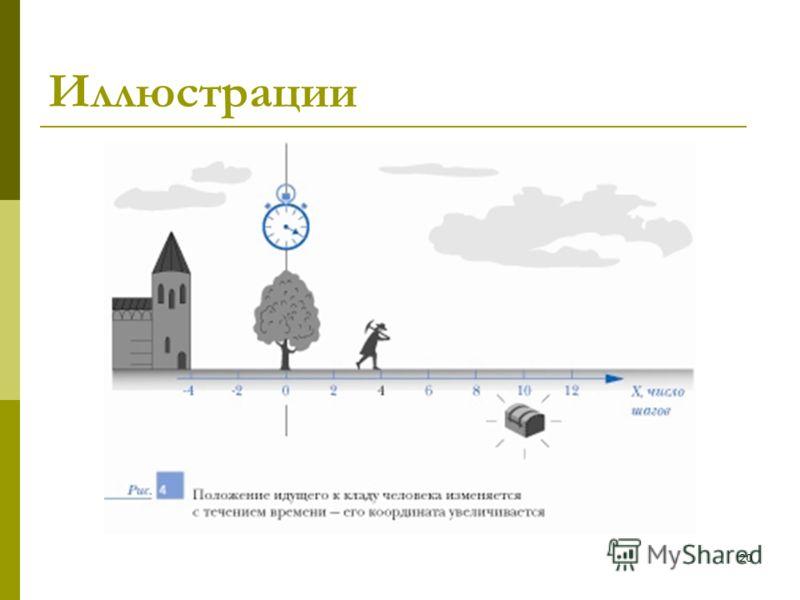 20 Иллюстрации