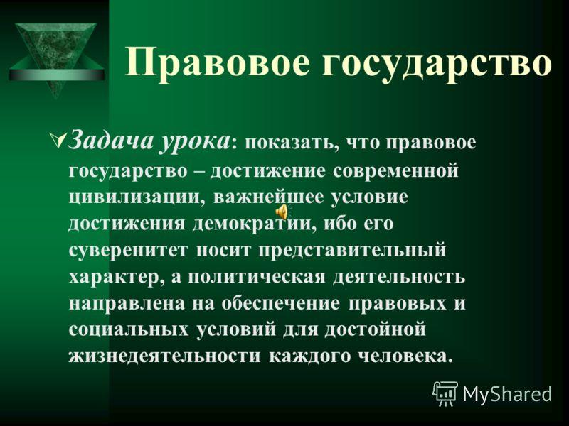 Обществознание 11 класс МОУ «Зубово-Полянская средняя школа 1» Учитель: Пестов Анатолий Александрович