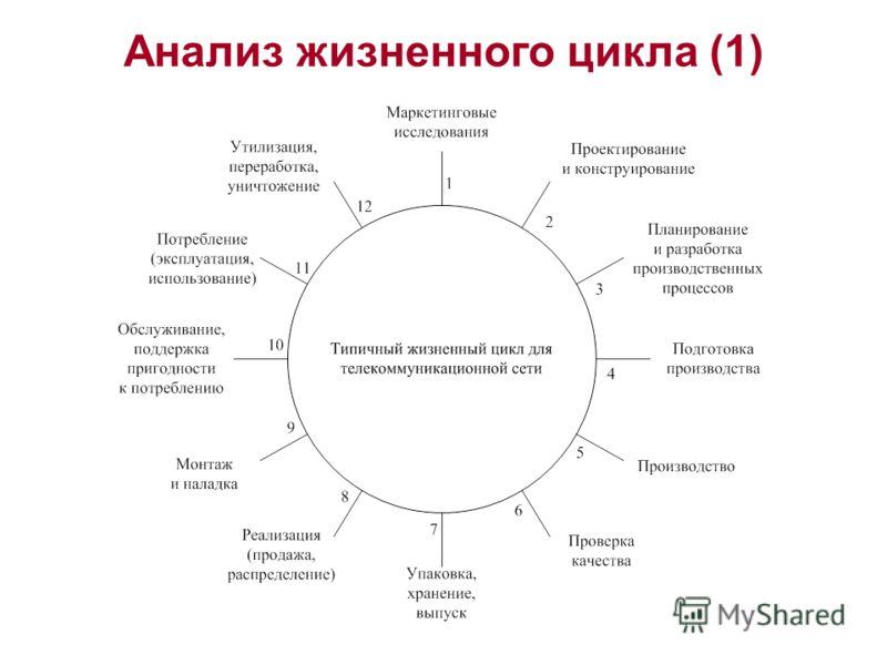Анализ жизненного цикла (1)