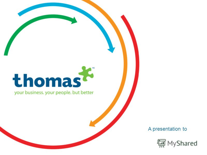 Copyright © Thomas International 2011 23-Corporate2011 A presentation to