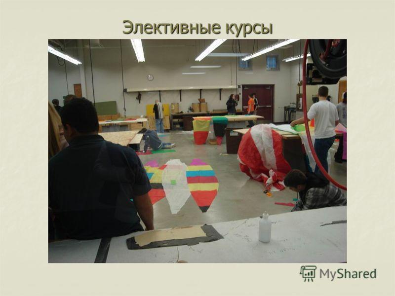 Элективные курсы