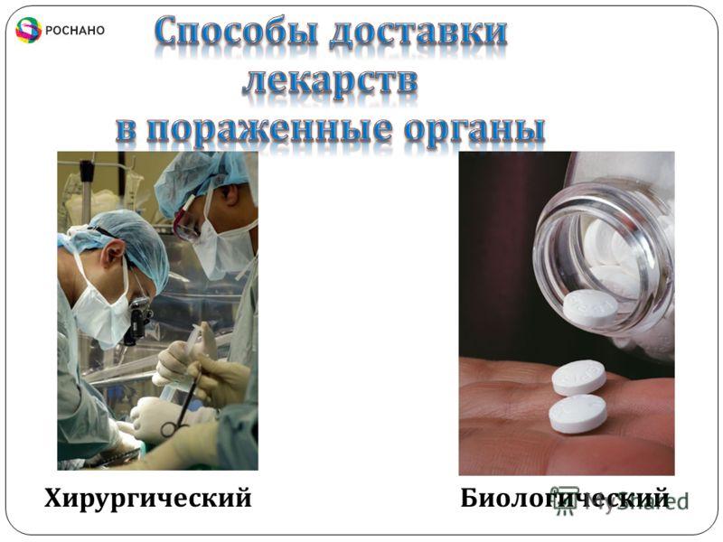 ХирургическийБиологический