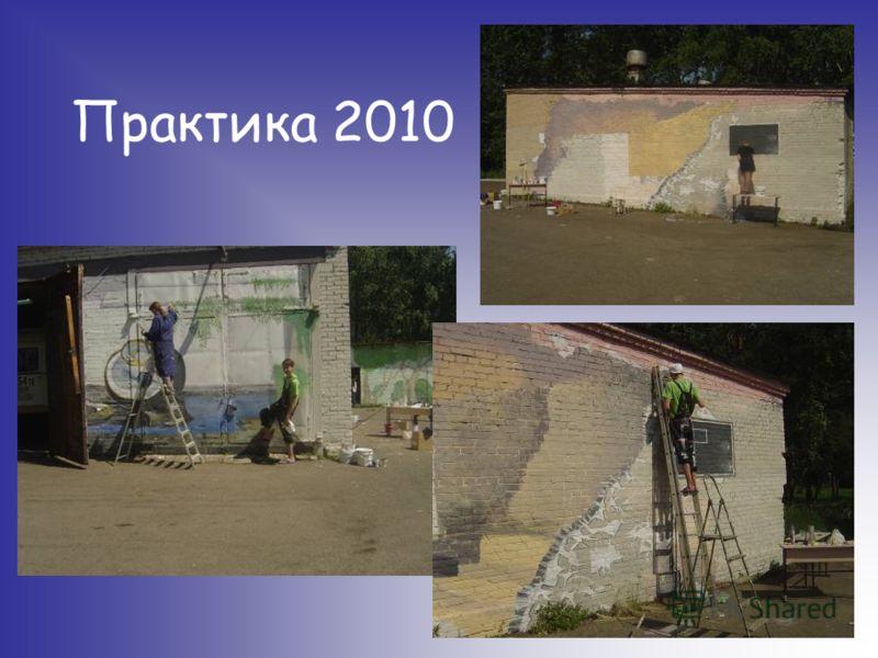 Практика 2010