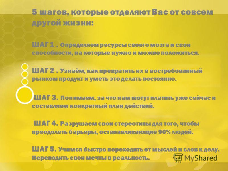 Семинар не имеет аналогов в России « Я познакомилась с вашими материалами. Это здорово, что Вы создали такую классную программу-семинар. Частично ее аспекты совпадают со стратегиями, которые преподаются по всему миру… Наталья Дорошенко Эксперт междун