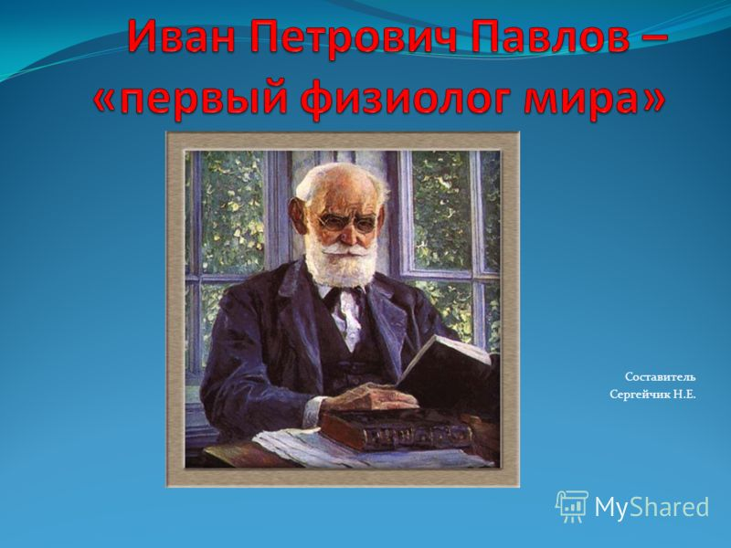 Составитель Сергейчик Н.Е.