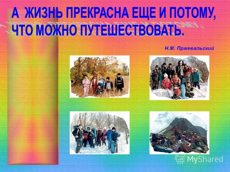 Н.М. Пржевальский