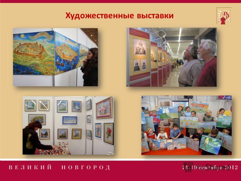 Художественные выставки