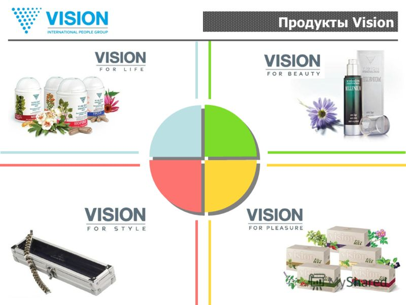 Продукты Vision