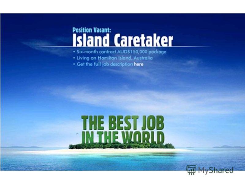 Island Reef Job
