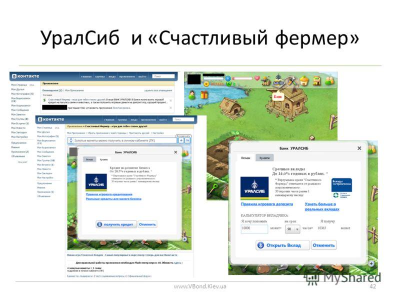 УралСиб и «Счастливый фермер» www.VBond.Kiev.ua42