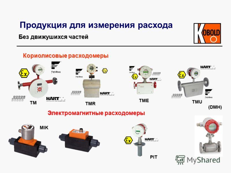 Продукция для измерения расхода MIK (DMH) TM Кориолисовые расходомеры PIT TME TMU TMR Без движушихся частей Электромагнитные расходомеры