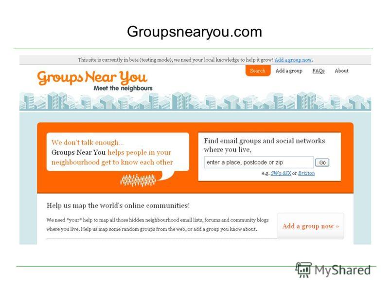 Groupsnearyou.com