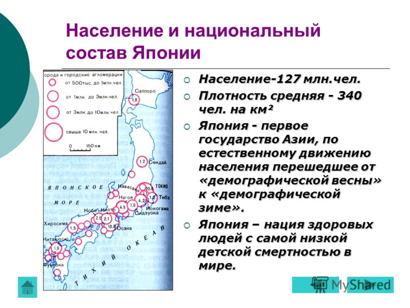 Расположение Японии По Отношению К Морским Путям
