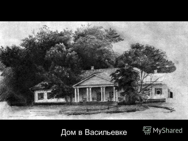 Дом в Васильевке