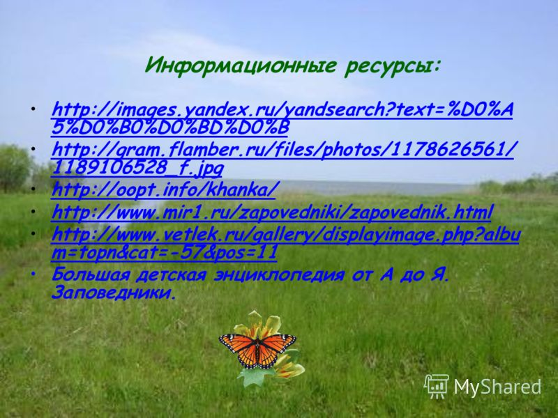 Информационные ресурсы: http://images.yandex.ru/yandsearch?text=%D0%A 5%D0%B0%D0%BD%D0%Bhttp://images.yandex.ru/yandsearch?text=%D0%A 5%D0%B0%D0%BD%D0%B http://gram.flamber.ru/files/photos/1178626561/ 1189106528_f.jpghttp://gram.flamber.ru/files/phot