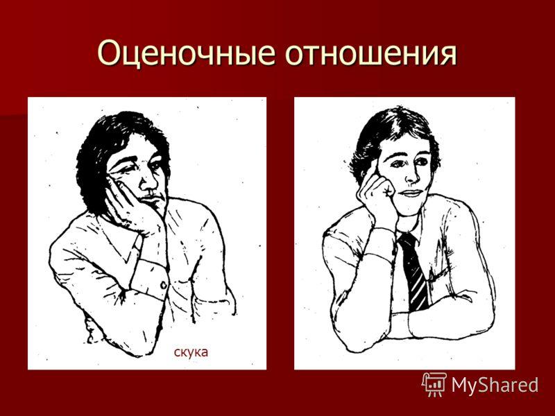 Оценочные отношения Настоящий интерс виден тогда, когда рука не является опорой для головы Настоящий интерс виден тогда, когда рука не является опорой для головы скука