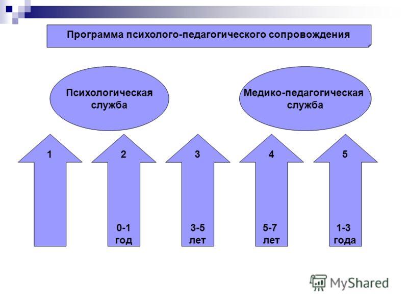 Программа психолого педагогического