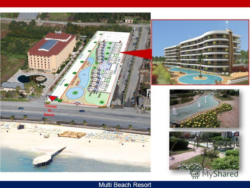 Multi Beach Resort