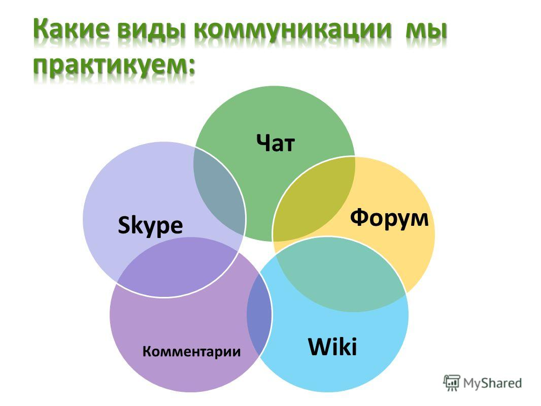 Чат Форум Wiki Комментарии Skype
